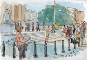 SCOTUS sketch : last day of 2012 term