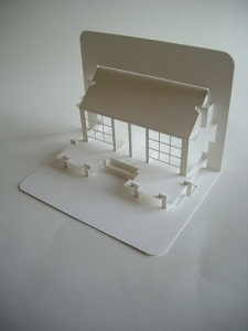 house- paper